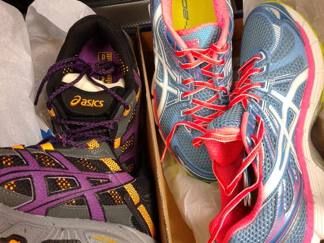 Asics Shoes (NEW)